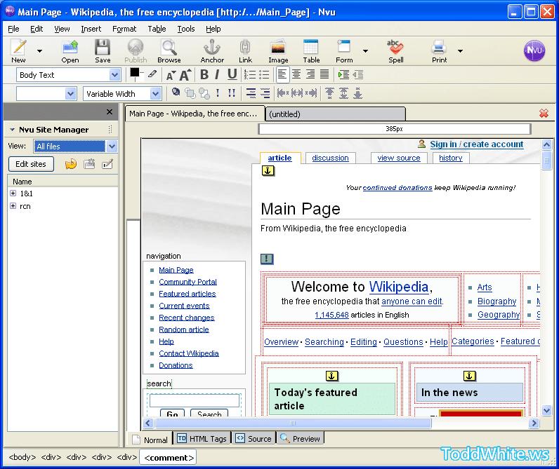 Nvu_screenshot2