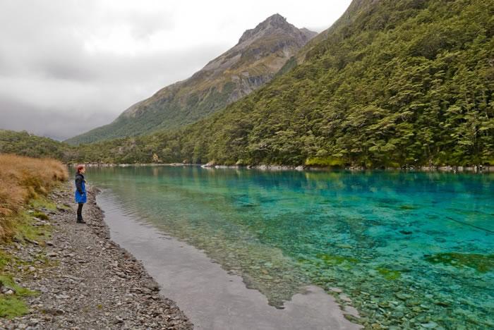 Blue-Lake-New-Zealand