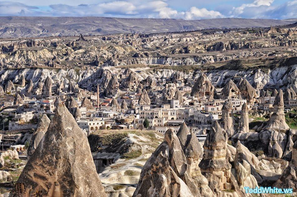 Goreme-Cappadocia